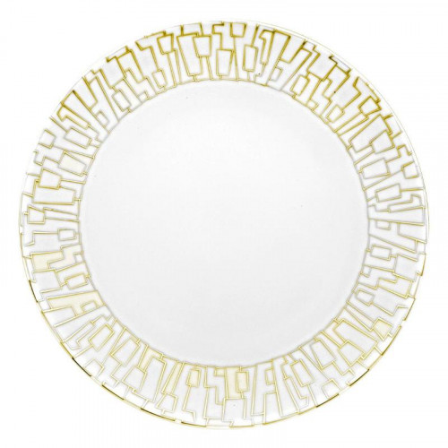 Rosenthal Studio-line,'TAC Gropius - Skin Gold' Тарелка 28 см