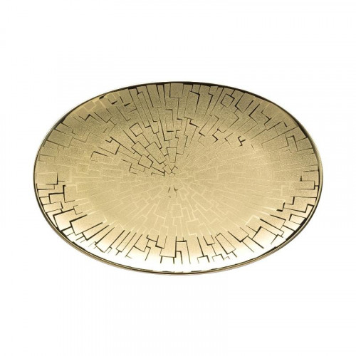 Rosenthal Studio-line,'TAC Gropius - Skin Gold' Блюдо овальное 18x12 см