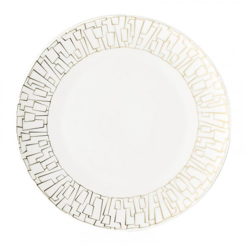 Rosenthal Studio-line,'TAC Gropius - Skin Gold' Тарелка для завтрака 22 см
