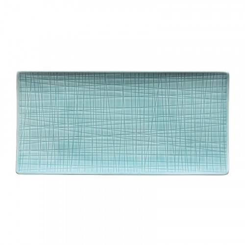 Rosenthal Selection,'Mesh Aqua' Блюдо плоское,26 x 13 см