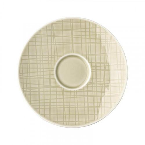 Rosenthal Selection,'Mesh Cream' Блюдце к чашке для эспрессо,12 см