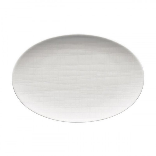 Rosenthal Selection Mesh weiss Platte 18 cm