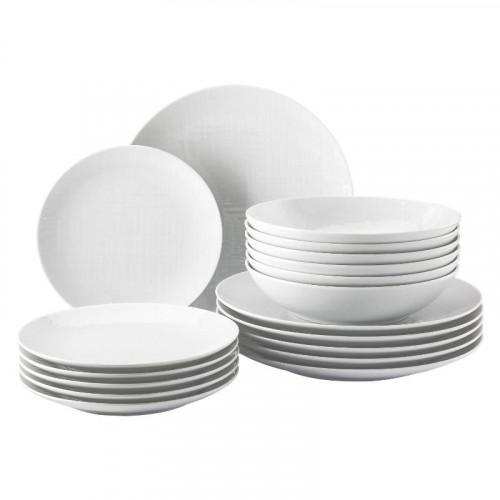Rosenthal Selection,'Mesh weiss' Набор тарелок,18 предм.