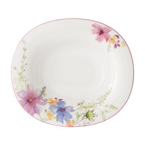 Villeroy & Boch,'Mariefleur Basic' Тарелка для супа овальная 24x21 см