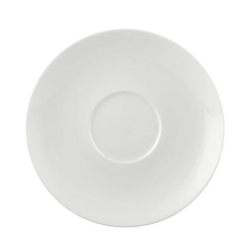 Rosenthal 'Jade weiss' Блюдце к чашке для чая/ капуччино 16 см