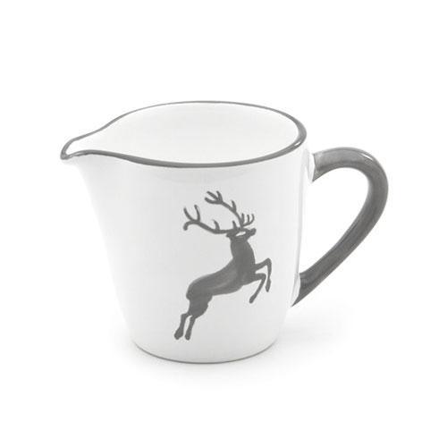 Gmundner Keramik,'Grauer Hirsch' Молочник Гурман 0,2 л