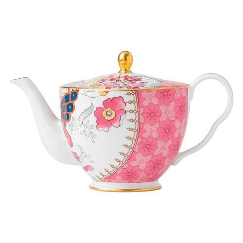 Wedgwood,'Butterfly Bloom' Чайник (для заварки) на 1 персону,0.37 л