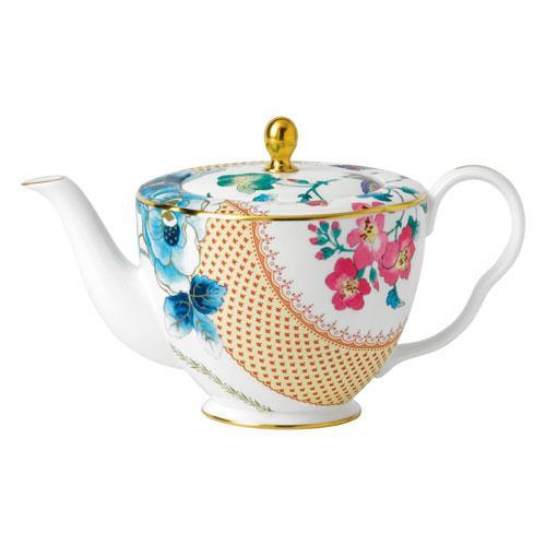 Wedgwood,'Butterfly Bloom' Чайник (для заварки) на 6 персон,1.0 л
