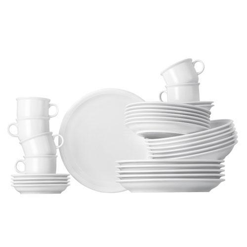 Thomas,'Trend weiß' Набор посуды универсальный,30 предм.