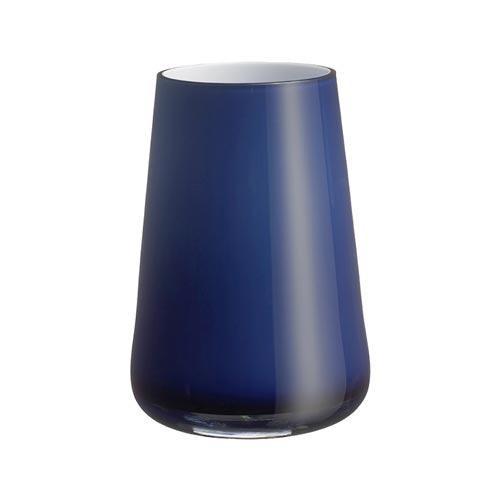 Villeroy & Boch Vasen,'Numa - Glas mundgeblasen' Ваза midnight sky,20 см