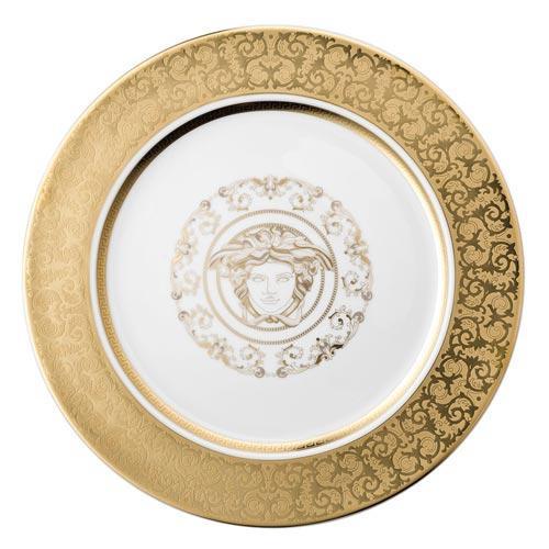 Rosenthal Versace 'Medusa Gala Gold' Тарелка подстановочная,33 см