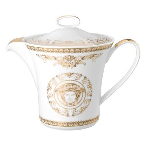 Rosenthal Versace 'Medusa Gala' Чайник заварочный,для 6 персон,1.30 л
