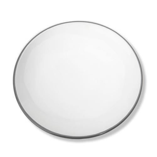 Gmundner Keramik,'Grauer Rand' Тарелка десертная без бортов 'Classic',20 см