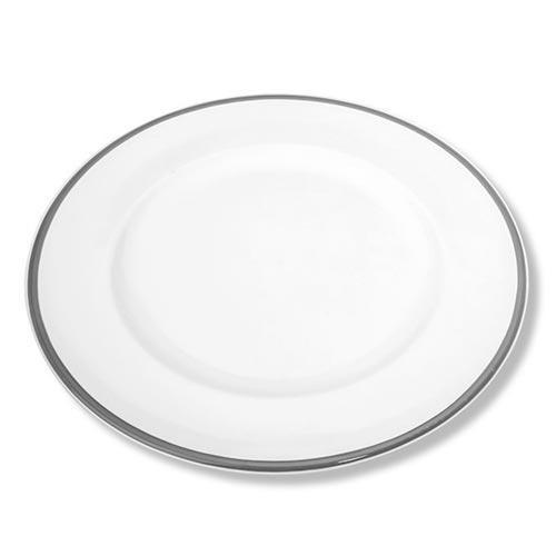 Gmundner Keramik,'Grauer Rand' Тарелка 'Gourmet',29 см