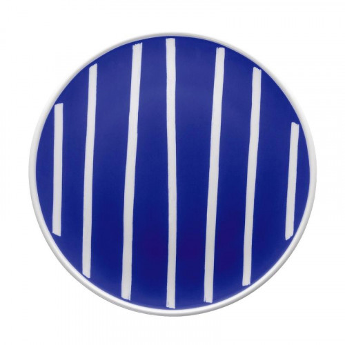Thomas,'ONO friends - Blue White Lines' Тарелка для завтрака 22 см