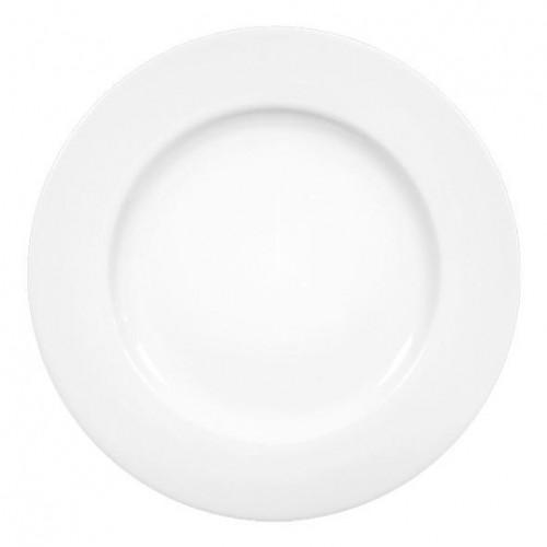 Seltmann Weiden,'Rondo / Liane weiß' Тарелка плоская 30 см