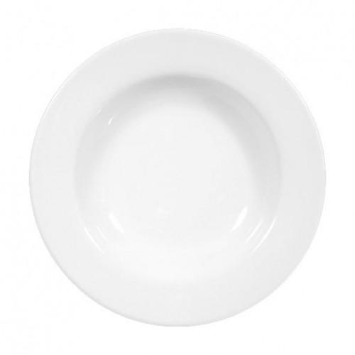 Seltmann Weiden,'Rondo / Liane weiß' Тарелка для супа,22 см