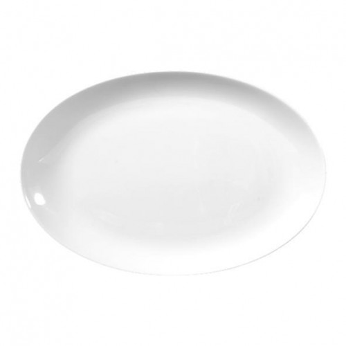 Seltmann Weiden,'Rondo / Liane weiß' Блюдо овальное 38.5 x 26 cm