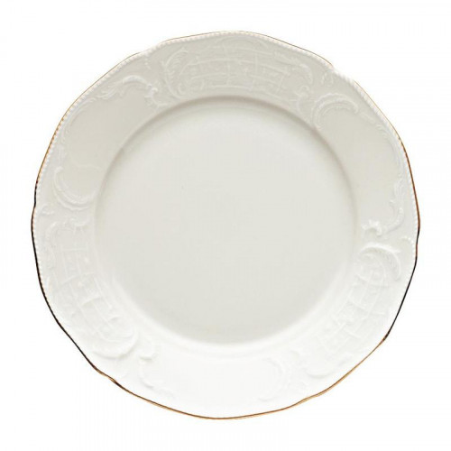 Rosenthal Selection,'Sanssouci Elfenbein Gold' Тарелка для завтрака 21 см