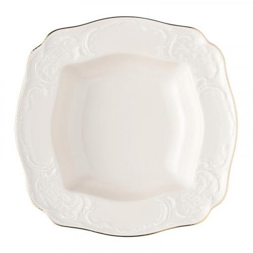 Rosenthal Selection,'Sanssouci Elfenbein Gold' Блюдо глубокое маленькое,26 см,0.9 л