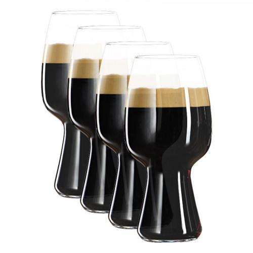 Spiegelau Gläser,'Craft Beer' Бокал для темного пива Stout 600 мл,набор из 4 изд.