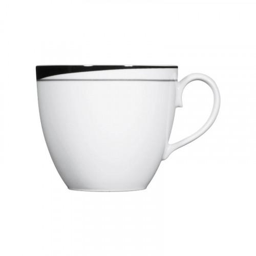 Friesland,'La Belle Black & White' Чашка кофейная,0.17 л