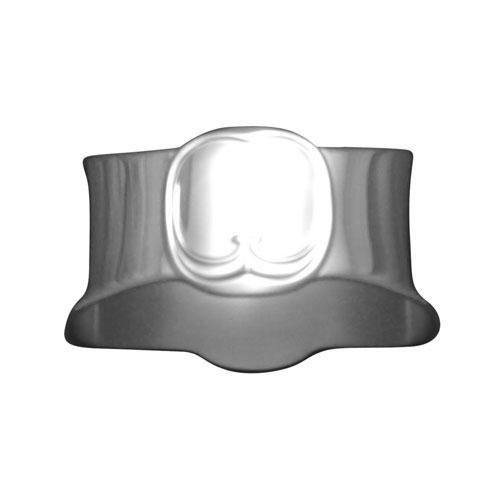 Robbe & Berking Besteck,'Alt Faden 925' Кольцо для салфеток Стерлинговое серебро 925 пробы