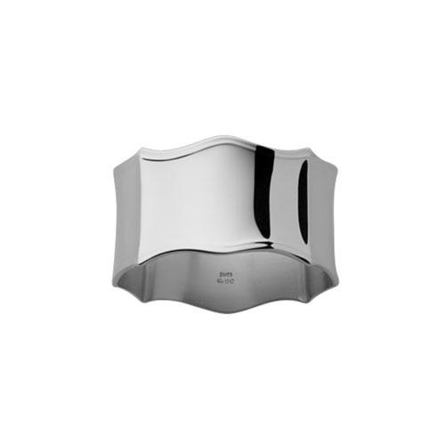 Robbe & Berking 'Navette' Кольцо для салфеток Стерлинговое серебро 925 пробы