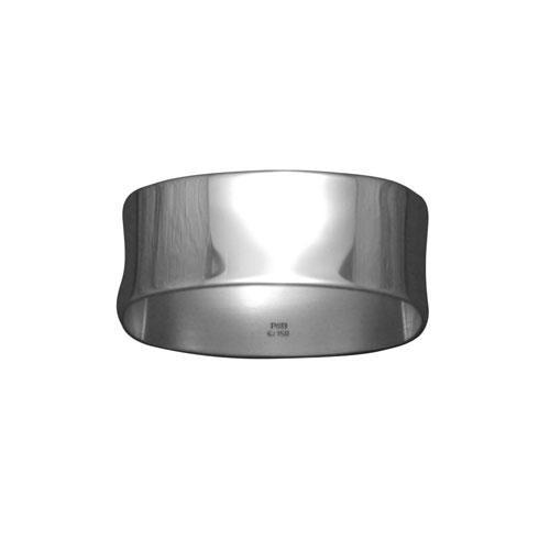 Robbe & Berking 'Spaten 150 g' Кольцо для салфеток,150 г посеребрения