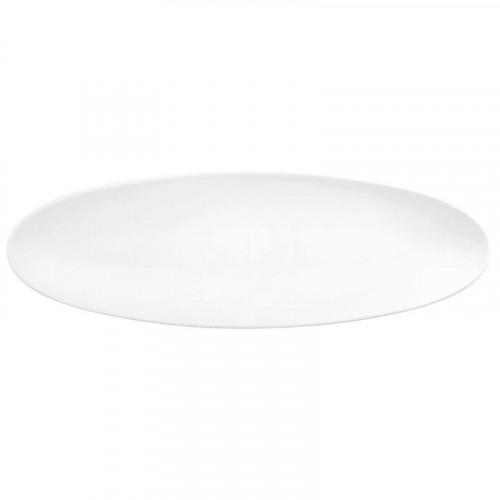 Seltmann Weiden,'Life Weiss' Блюдо сервировочное,узкое,44х14 см