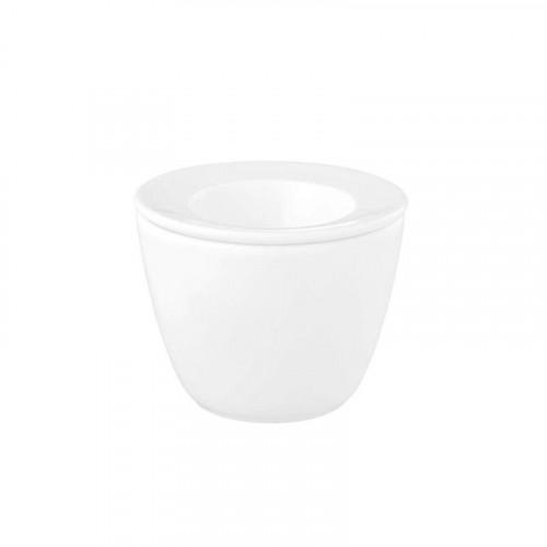 Seltmann Weiden,'Life Weiss' Чашка и тарелка для яйца,2 предм.