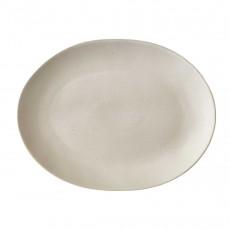 Bitz Gastro matte cream Grillteller oval 30x22,5 cm