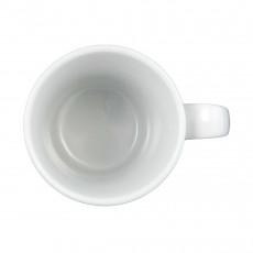 Seltmann Weiden Modern Life Weiß Cappuccinoobertasse 0,25 L