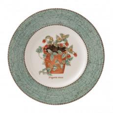 Wedgwood 'Sarah´s Garden' Тарелка для завтрака,цвет: зеленый 20 см