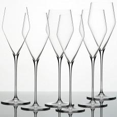 Zalto Gläser,'Zalto Denk'Art' Бокал для шампанского,комплект из 6 шт. 24 см