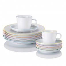 Arzberg Porzellan,'Cucina Colori' Кофейный сервиз,18 предм.