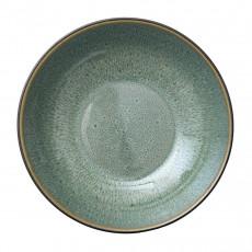 Bitz Gastro black / green Pastaschale d: 20 cm / h: 6 cm