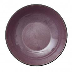 Bitz Gastro black / lilac Pastaschale d: 20 cm / h: 6 cm