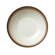 Bitz Gastro grey / cream Pastaschale d: 20 cm / h: 6 cm