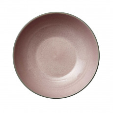 Bitz Gastro grey / light pink Pastaschale d: 20 cm / h: 6 cm