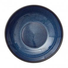 Bitz Gastro black / dark blue Pastaschale d: 20 cm / h: 6 cm