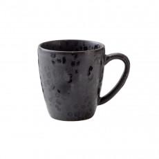 Bitz Gastro black Becher mit Henkel klein 0,19 L / h: 8 cm