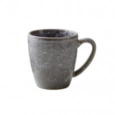 Bitz Gastro grey Becher mit Henkel klein 0,19 L / h: 8 cm