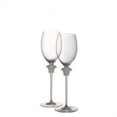 Rosenthal Versace 'Medusa Lumiere' Бокал для белого вина,набор из 2 шт. в подарочной упаковке 0,33 л