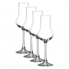 Nachtmann,'Vivendi Premium - Lead Crystal' Бокалы из 4 предм. для крепких спиртных напитков,109 мл / высота: 177 мм