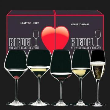 Riedel Gläser Heart to Heart