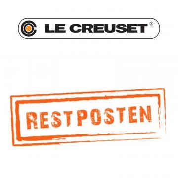 % Le Creuset Restposten