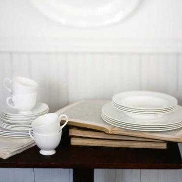 Wedgwood White China Porcelain