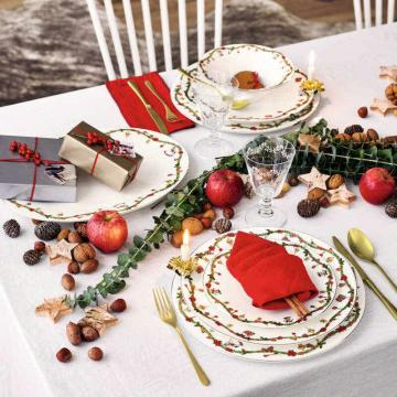 Hutschenreuther Рождественский сервиз Nora Christmas