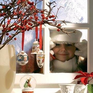 Рождественский фарфор от Hutschenreuther